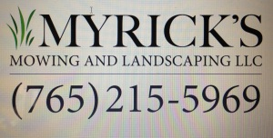 Myrick's Mowing and Landscaping