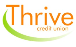 Thrive Credit Union - www.thrivecu.org